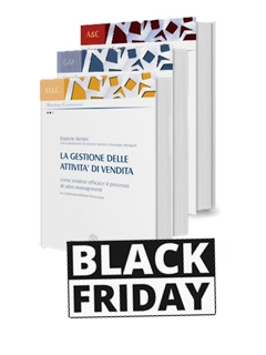 BLACK FRIDAY: Bundle 3 libri